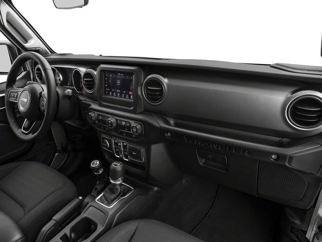 2018 Jeep Wrangler WRANGLER UNLIMITED SPORT S 4X4 In Jarrettsville, MD    Keene Dodge Chrysler